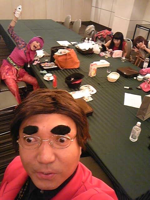 名古屋〜ホテルステージ!