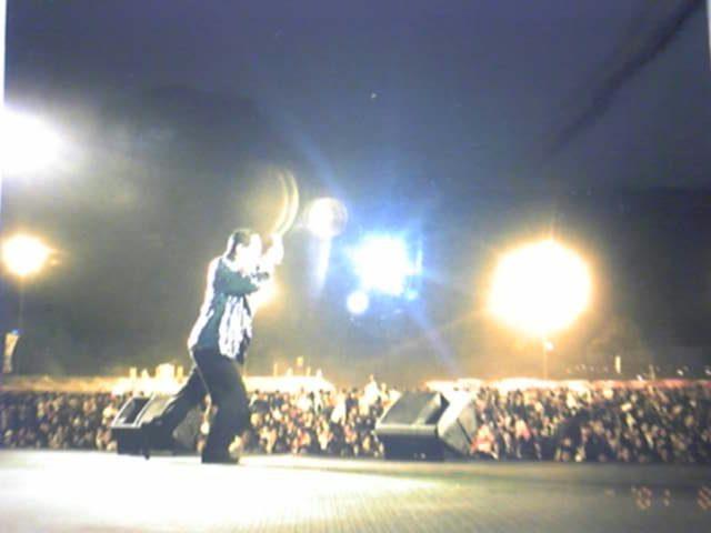 大観衆〜!・・