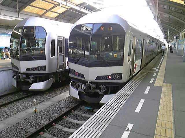 高松〜東京へ