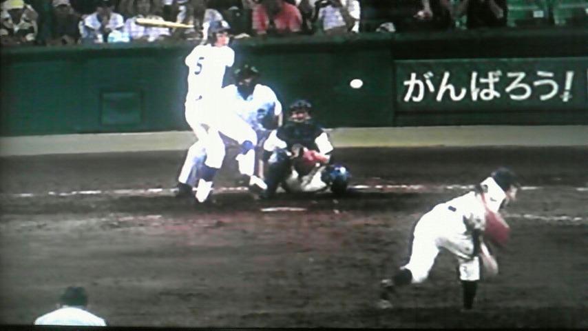 第93回高校野球〜甲子園