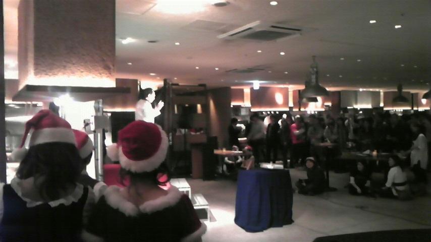 六本木〜クリスマス〜ステージ!
