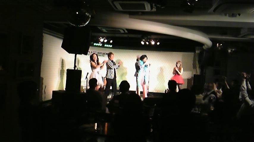 八重洲モノマネライブ!