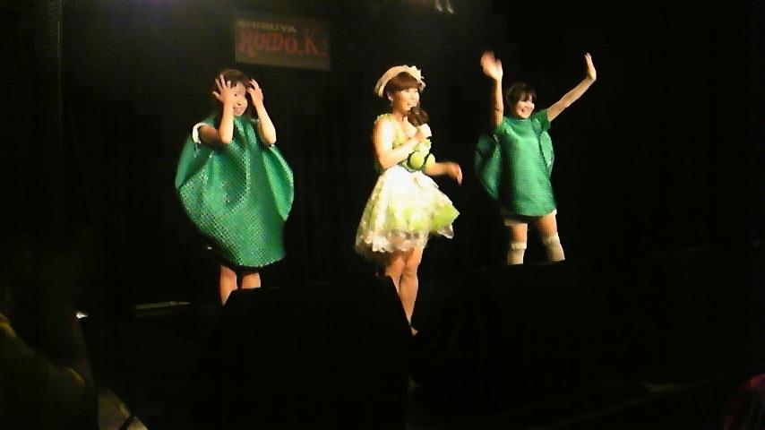 渋谷ライブ!!