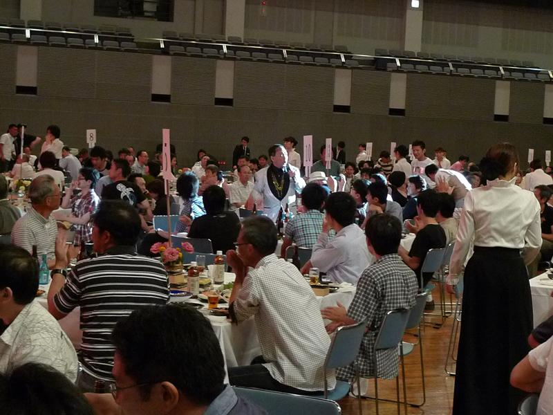 真夏の夜の大宴会!