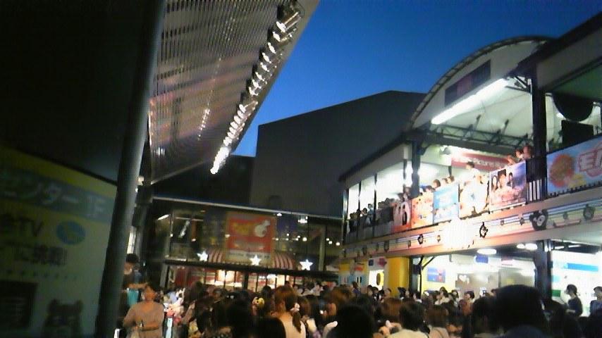 赤坂はお祭り騒ぎ・・・