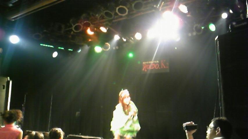 渋谷LIVE<br />  !