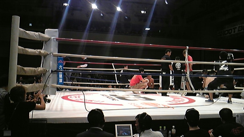 シュートボクシング!