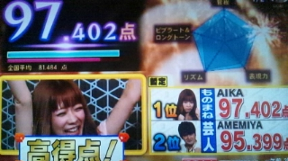 AIKA大健闘……☆