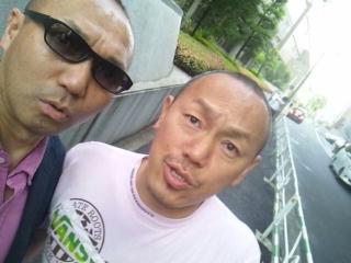 渋谷NHK前!!
