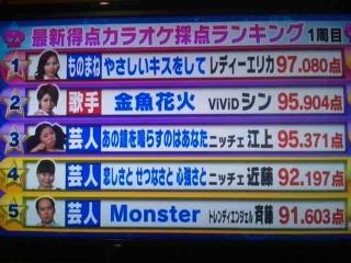 衝撃デビュー…レディーエリカ!<br />  !