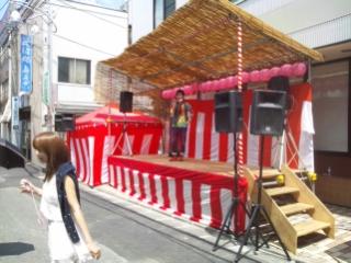 夏まつりステージ本番!!