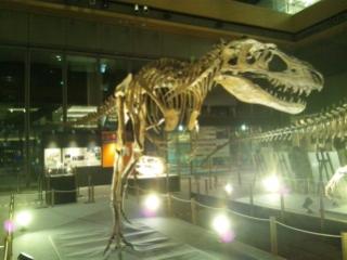 ダンシング谷村と恐竜とわたし…