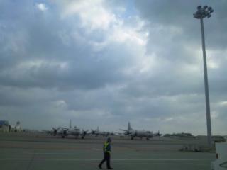 台風の影響が……沖縄にも…