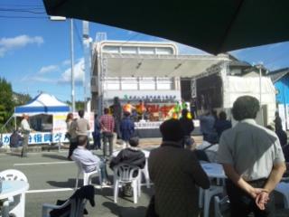 震災復活イベントステージ!東北の旅路…
